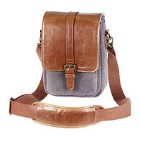 Аксессуары Praktica Сумка для бинокля Heritage Grey/Tan