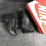 Мужские кроссовки Nike Huarache (черные) , фото 3