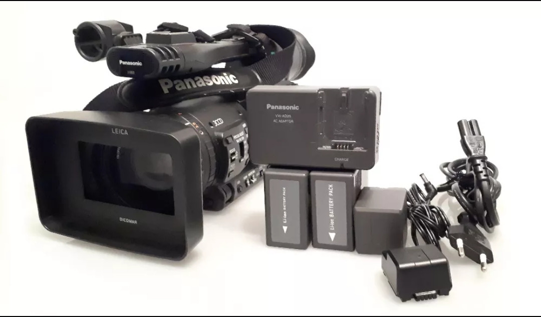 Panasonic AG-HMC154ER + сумка KATA Capsule-185