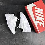 Мужские кроссовки Nike Huarache (белые) , фото 4