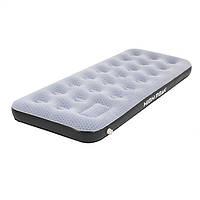 Матрас надувной High Peak Comfort Plus Single 185x74x20cm (Grey/Blue)