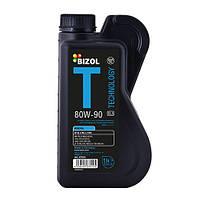 Масло трансмиссионное Bizol Technology Gear Oil GL5 80W90 1л