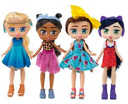 Модные куклы Шопоголики Boxy Girls