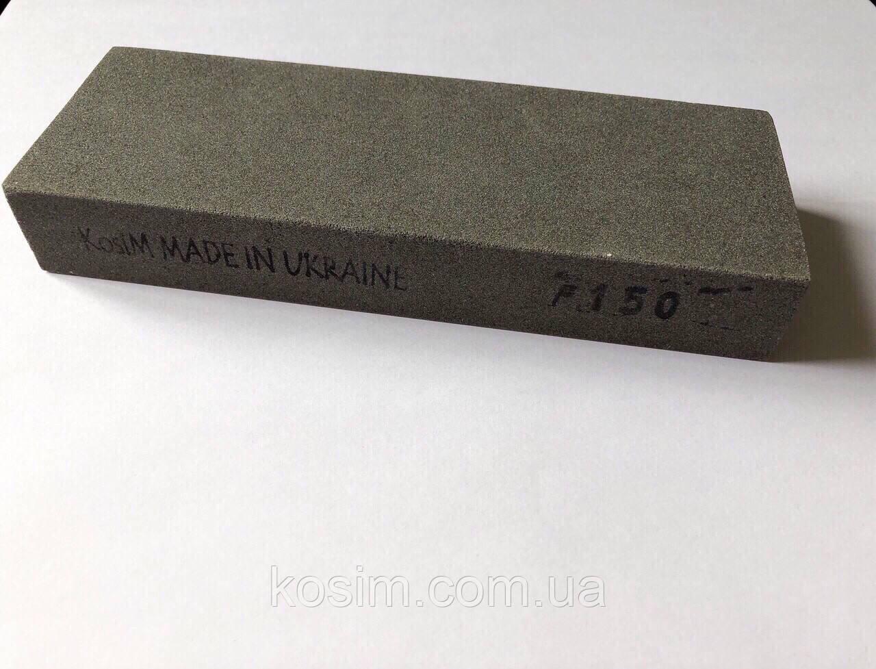 Брусок KosiM F150 1 шт 150*25*55 мм Точильные камни, для ручной заточки режущего инструмента Точилка