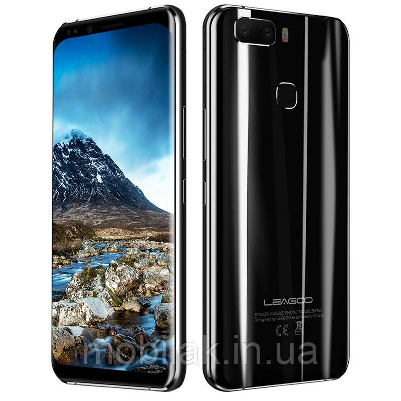 Смартфон Leagoo S8 Pro