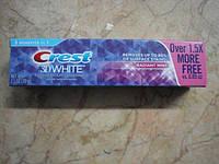 Паста Crest 3D White Toothpaste Radiant Mint  70 грамм США ОРИГИНАЛ