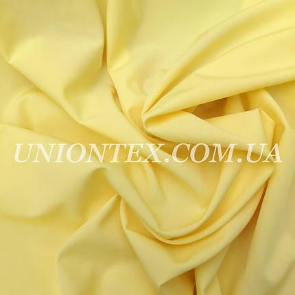 Ткань супер- софт желтый, фото 2