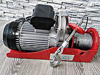 🔶  Тельфер  /  2000W  /  500 / 1000kg HJ208 / Электрическая лебедка
