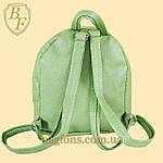 Рюкзак детский с пайетками меняющий цвет для девочек с куклой LOL с меховым брелком.., фото 3