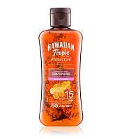 Сухое масло для загара Hawaiian Tropic Protective SPF 15 100 мл