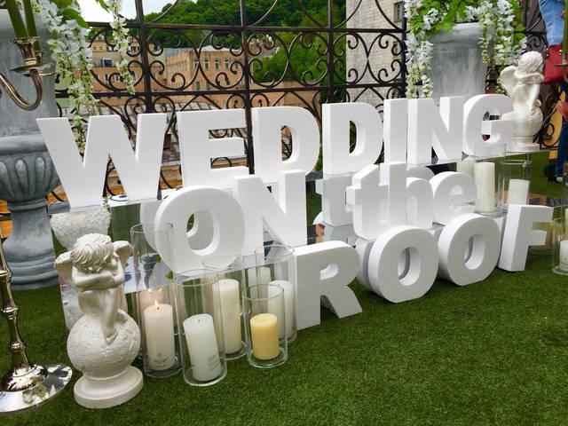 Свадьба на крыше 6