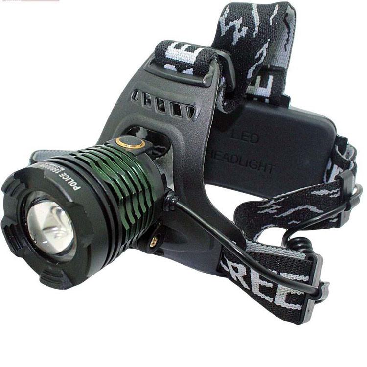 Налобный фонарик BL POLICE 2188B 158000W T6 Фонарь туристический мощный фонарик на голову
