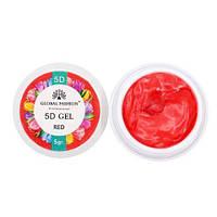 Гель паста 5D Global Fashion 5 грамм (красный)