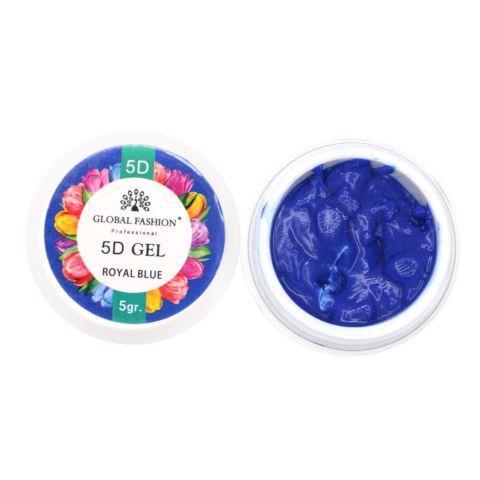 Гель паста 5D Global Fashion 5 грамм (синий)