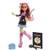 Кукла Monster High Frights, Camera, Action! Viperine Gorgon Doll, Монстер Хай Вайперин Горгон.