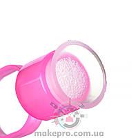 Кільце з поролоном для пігменту рожеве 16 мм