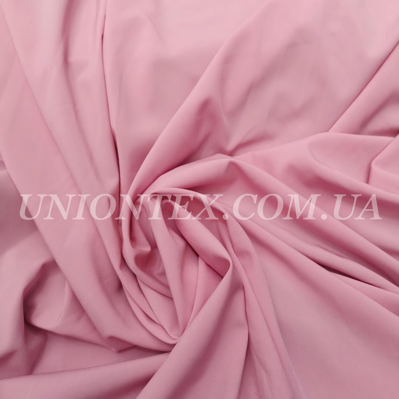 Ткань супер- софт бледно-розовый