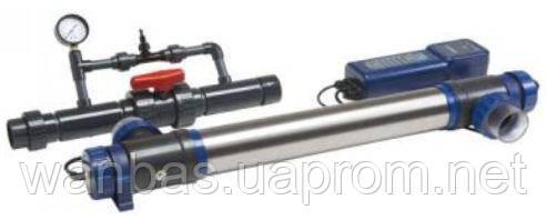 Озонатор с ультрафиолетом 80 Вт с интеллектуальным контролем работы в корпусе DUPLEX (ТМ Filtreau, Нидерланды)