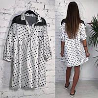 Женское платье ромб, фото 1