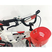 Детский велосипед TopRider 804 12'', фото 3