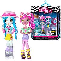 Набор мини-куклы Off the Hook Style BFFs Стильные лучшие подружки Вивиан и Мила
