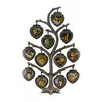 """Фоторамка """"Родовое дерево"""" (12 фото) (26х15х6 см)"""