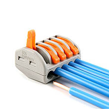 Клемма PCT-215 (WAGO 222-415) 5 pin