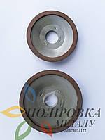 Алмазная тарілка на мідній звязці АТ-125х10х32 100% концентрация алмаза исполнение Стандарт