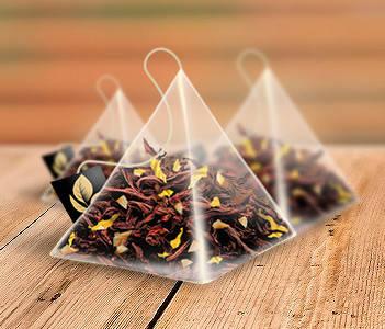 Чёрный пакетированный чай