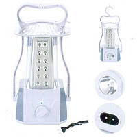 Светодиодный аккумуляторный кемпинговый фонарь-лампа YAJIA YJ -5831 Кемпинговая лампа, фото 1