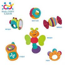 Набор погремушек Hola Toys, 6 шт