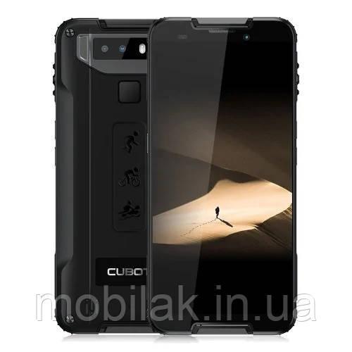 Защищённый смартфон CUBOT Quest 4\64 Black