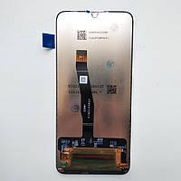 Дисплейный модуль (экран) для Huawei P Smart 2019  черный