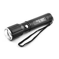 Тактический ручной фонарик Police 7020-2 с LED и UF диодами Фонарь ручной мощный, фото 1