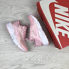 b24e7828 Женские летние кроссовки Nike Air Huarache,сетка,розовые: продажа ...