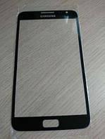 Стекло экрана Samsung N7000 Galaxy Note чёрное