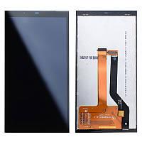 Дисплей HTC 626, 626G Desire Dual Sim, 530, 630, 650 + сенсор чёрный