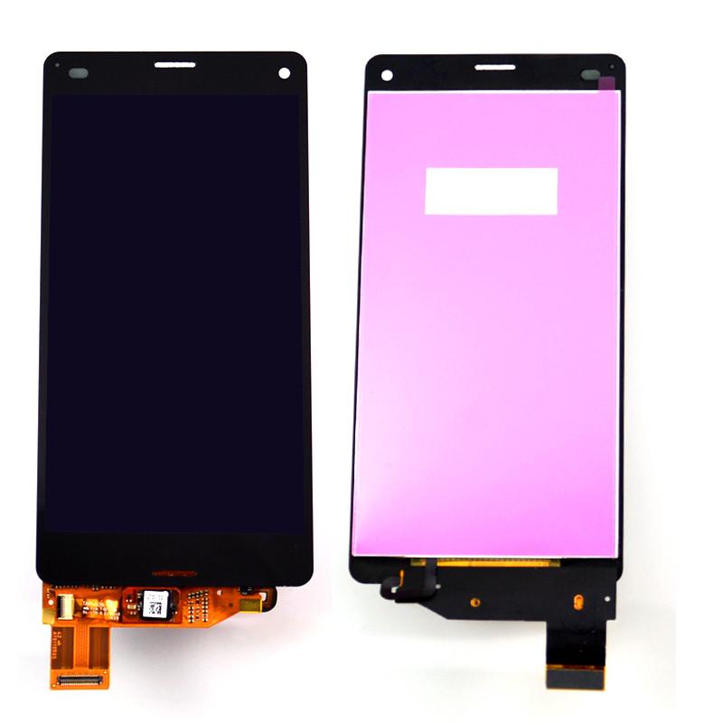 Дисплей Sony D5803, D5833 Xperia Z3 Compact + сенсор чёрный