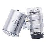 Микроскоп MG9882A 60x, увеличение в 60 раз, фото 2