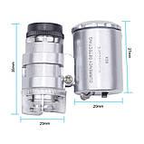 Микроскоп MG9882A 60x, увеличение в 60 раз, фото 5