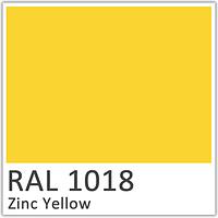 Спрей-краска Deco Blik RAL 1018 (Желтый цинк)