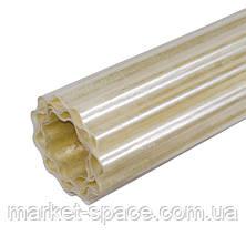 "Пластиковый шифер ""Волнопласт"". Цвет: прозрачный. Размер рулона: Д:21м*Ш:1,5м=31.5 кв.м, фото 2"