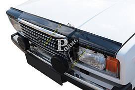 Дефлектор капота ВАЗ 2107 - Мухобойка ВАЗ 2107