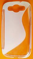 Чехол-накладка для Samsung Galaxy S3 i9300, Силиконовый /case/кейс /самсунг галакси/Samsung GT-i9300