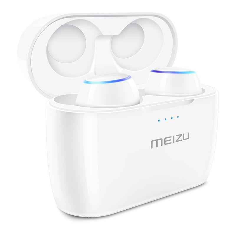 Meizu POP (White) Блютуз-навушники з мікрофоном