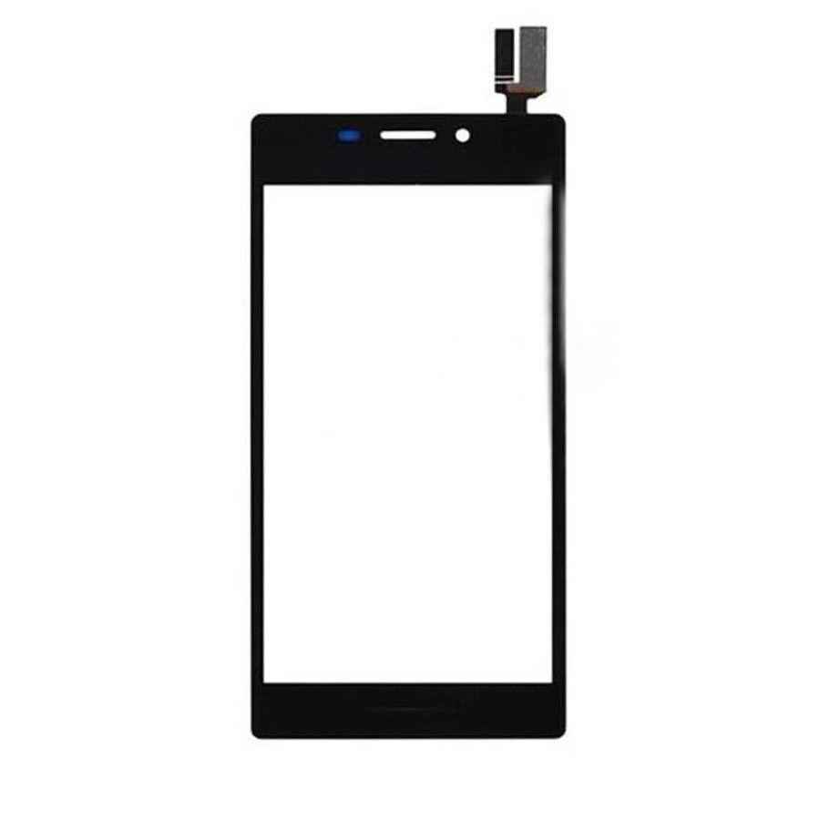Сенсор (тачскрин) Sony D2302, D2303, D2305, D2306 Xperia M2 чёрный оригинал