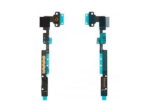 Шлейф iPad mini, iPad mini 2 Retina кнопки Home с компонентами