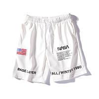 Спортивные шорты NASA x Heron Preston мужские