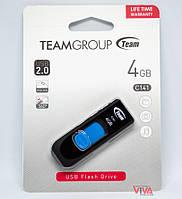 USB флешка Team C141 4Gb USB 2.0 Blue (TC1414GL01)