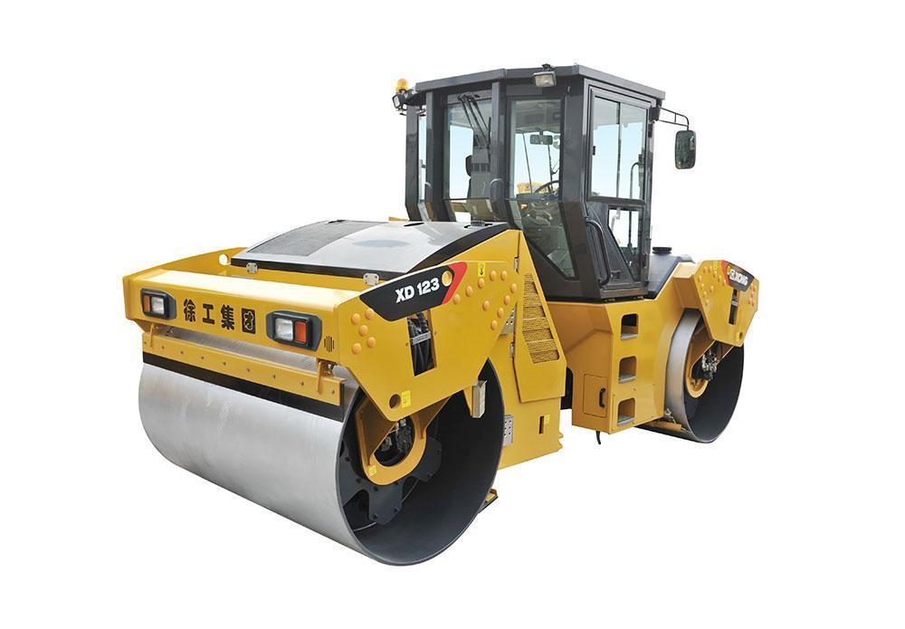 Коток дорожній тандемний XD123S
